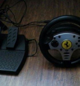 Игровой руль РС/PS3