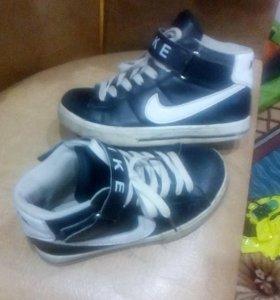 Ботинки кеды на мальчика 32