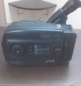 Видеокамера JVC VHS