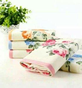 Новый комплект из 3-х полотенец Kaisi