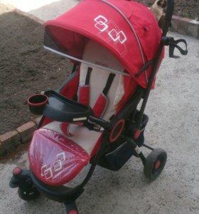 Прогулочная коляска Rich Family C318