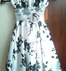 Платье на 5 - 7 лет
