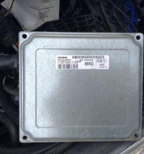 Блок управления ДВС Форд Фокус 2, 1,6 л АКПП 100 л