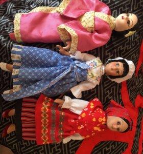 Коллекционные куклы из форфора
