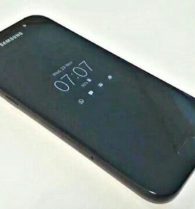 Samsung galaxy A5 2017 новый,на гарантии