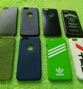 Чехлы на Iphone 6!