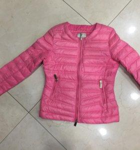 Куртка тонкий пух Pinko