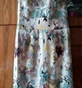 платье весенне-летнее