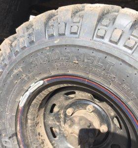 Грязевые шины с дисками