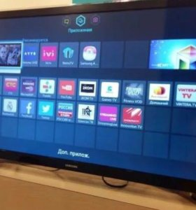 Samsung Smart TV 32(81см) USB и DVB-Т2