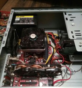 AMD phenom ll x6 (6 ядра по 2.7ггц)