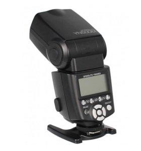 вспышка Yongnuo Speedlite YN 500EX для Canon