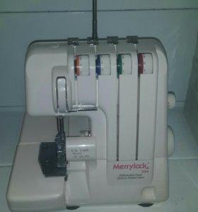 Машина швейная merrylock 005