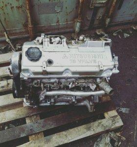 Двигатель Митцубиси 4g92 1.6л.