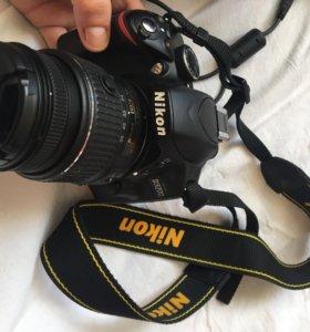 Фотоаппарат Nikon D3200 новый