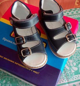 Новые сандали mini shoes р23