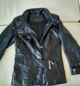 Кожаная куртка Damla