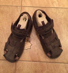 Тимберлэнд новые сандали