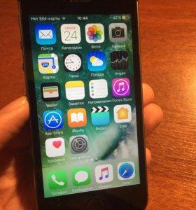 Сотовый телефон iPhone 5s 16gb