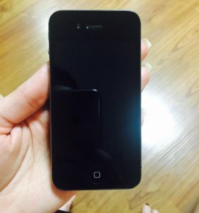 Apple iPhone 4s 16gb чёрный ТОРГ