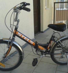 Новый велосипед STELS Pilot 350