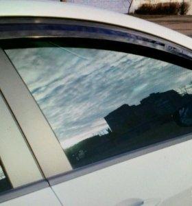Ветровики хендай I30 Hb 2012-