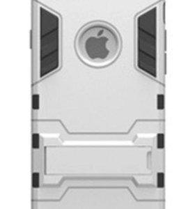 Чехол-бампер с подставкой для iPhone 5 5s