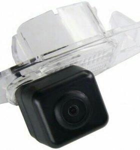 Камера заднего вида honda civic 4d