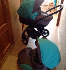 Детская коляска(двойка)