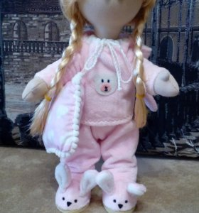 Интерьерная куколка, 35 см