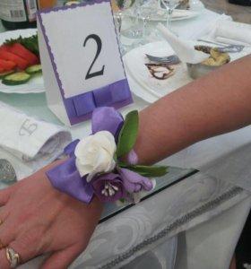 План рассадки гостей на Свадьбу и Номерки на столы