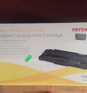 Картридж xerox phaser 3140/3155/3160