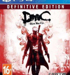 Продам DMC PS4