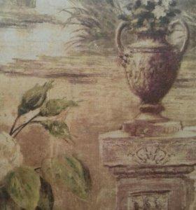 Итальянское панно-обои Помпеи