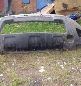 Рено дастер передний бампер