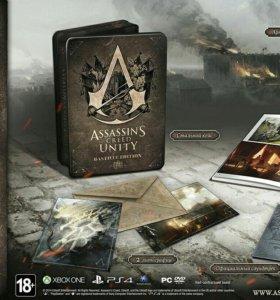 Assassin's creed Unity/Единство Bastille Edition