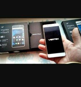 Vertex impress InTouch 4G