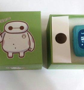 Детские часы с GPS Q-50