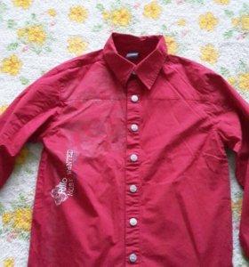 Пакет детской одежды на мальчика 8-12 лет