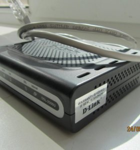 Модем ADSL D-Link DSL 2500U