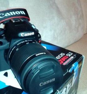 Canon EOS100D 18-55 IS STM .Новый абсолютно!!!