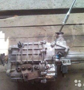 Коробка передач от газ 3110