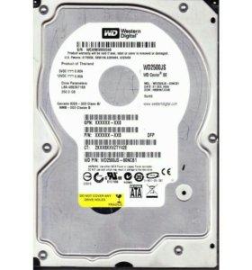 Жесткий диск на 250 GB