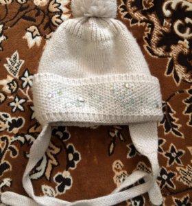 Три шапочки (2 зимние и 1 деми)