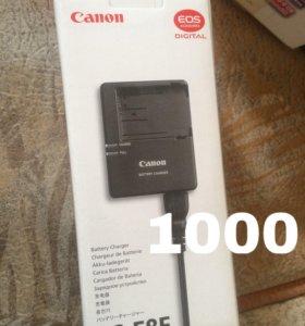 Новое оригинальное зарядное устройство для Canon