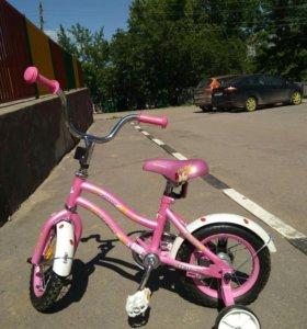 Велосипед 4колесный