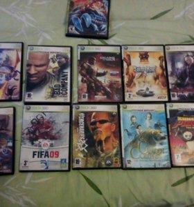 Игры для прошитой Xbox 360