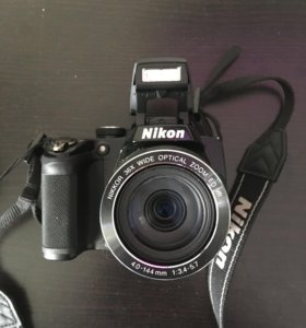 Фотоаппарат Nikon p500