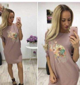 Платье новое р. 44