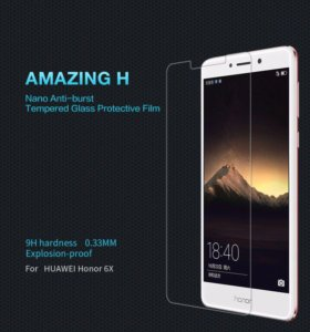 Защитная пленка для Huawei Honor 6X Mate 9 lite